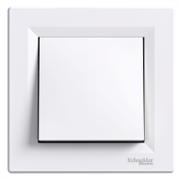 Выключатель влагозащищенный IP44, белый, EPH0100221 Schneider Electric Asfora