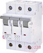 Автоматический выключатель 16А, 3 полюса, тип C, Eti 2145516