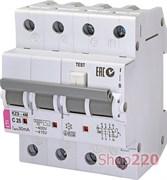 Дифференциальный автомат 25А, 30 мА, тип C, Eti 2174026