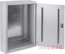 Корпус металлический 400х400х200, IP31, e.mbox.pro.p.40.40.20z ENEXT s0100234