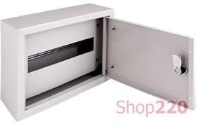 Щит металлический навесной на 18 модулей, IP31, e.mbox.pro.n.18z ENEXT s0100202