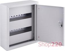 Щит металлический навесной на 24 модулей, IP31, e.mbox.pro.n.24z ENEXT s0100203