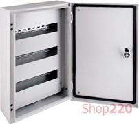 Щит металлический навесной на 36 модулей, IP54, e.mbox.pro.n.36z ENEXT s0100217