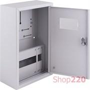 Щит для счетчика навесной + 12 модулей, e.mbox.pro.n.f1.12z Enext s0100221