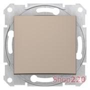 Перекрестный выключатель, титан, Sedna SDN0500168 Schneider