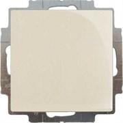 Выключатель 1-клавишный универсальный, слоновая кость, ABB 2006/6 UC-92-507 Basic 55