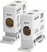 Блок распределительный на din-рейку 150А, 1 полюс, EDBS-50B (150А, 16-70 mm2) ETI
