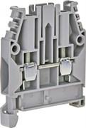 Клемма фазная 4 мм кв, серый, ESC-CBC.4 ETI 3903001