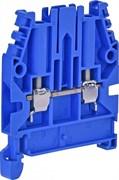 Клемма нулевая 2,5 мм кв, синий, ESC-CBC.2B ETI 3903044