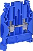 Клемма нулевая 4 мм кв, синий, ESC-CBC.4B ETI 3903045