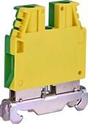 Клемма заземления 6 мм кв, желто-зеленый, ESC-TEC.6/O ETI 3903070