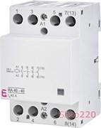 Контактор 40А, 220В, 4но RA 40-40 230V AC ETI 2464095