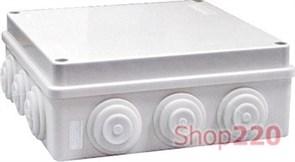 Монтажная коробка 200х200, IP55, e.db.pro.200.200.80 Enext p016012