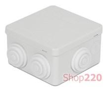 Монтажная коробка 85х85, IP55, e.db.pro.85.85.50 Enext p016002