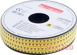 Маркер кабельный буква A, e.marker.stand.1.2.5.A Enext s2037055