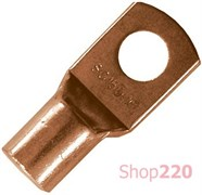 Кабельный наконечник 25 мм кв под пайку, медь, е.end.stand.sc.25 Enext s040003