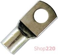 Кабельный наконечник 6 мм кв, луженая медь, e.end.stand.c.6 Enext s19015