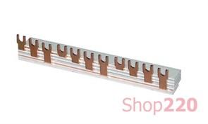 Гребенка соединительная 4-полюсная, 1 метр, e.bc.u.stand.4.63 s180004 Enext