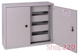 Щит металлический навесной на 72 модуля, IP31, e.mbox.pro.n.72z ENEXT s0100207