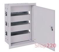 Щит металлический встраиваемый на 54 модуля, e.mbox.pro.w.54z ENEXT s0100213