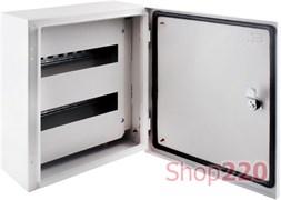 Щит металлический навесной на 24 модуля, IP54, e.mbox.pro.n.24z ENEXT s0100216