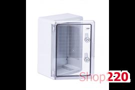 Шкаф 250x350x150мм ударопрочный IK10, влагозащищенный IP65, MD9022 Adal Pano