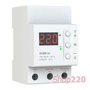 Реле тока Зубр 25А с термозащитой, ZUBR I25