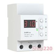Реле тока Зубр 32А с термозащитой, ZUBR I32