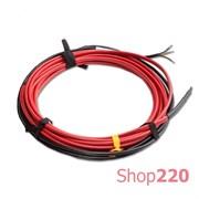 Нагревательный кабель 200 Вт, 9 м, TASSU Ensto TASSU200W9M