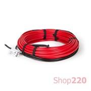 Нагревательный кабель 500 Вт, 25 м, TASSU Ensto TASSU500W25M