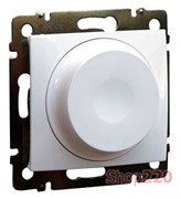 Диммер для LED-ламп, 75 Вт, белый, 774263 Legrand Valena