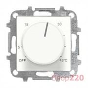 Накладка терморегулятора, белый, Sky ABB 8540.9 BL