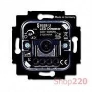 Диммер кнопочный для светодиодных ламп 100Вт, ABB 6526 U-500
