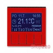 Центральная плата терморегулятора, красный, Levit ABB 3292H-A10301 65