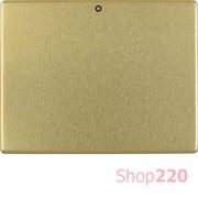 Клавиша 1-клавишного выключателя, золото, ARSYS Berker 14040002