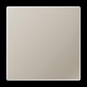 Заглушка, нержавеющая сталь, металл, Jung ES2994B