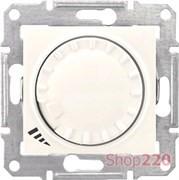 Диммер для LED ламп, кремовый, SDN2201223 Sedna Schneider