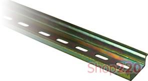 Din-рейка, 1 метр, e.din.stand.rail.101 Enext s023001