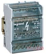 Кросс-модуль на din-рейку 100А, 4 полюса, Legrand 004884