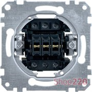 Выключатель 3-клавишный, Merten MTN311900