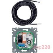 Терморегулятор для теплого пола с датчиком, Merten MTN537100