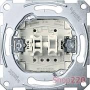 Механизм управления жалюзи, Merten MTN3715-0000