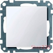 Заглушка, активный белый, Merten MTN391625