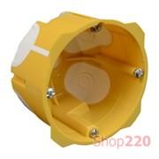 Подрозетник для гипсокартона, KPL 64-50/LD Kopos