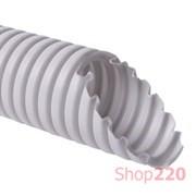 Труба гофрированная d=16 мм с протяжкой, бухта 50м, 1416E D Kopos