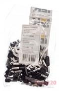Наконечник-гильза 6 мм кв, черный, Е6012 IEK UGN10-006-06-12