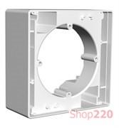 Коробка для накладного монтажа NORDIC, белый, PLK7011032 Plank Electrotechnic