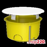 Распределительная коробка для гипсокартона 80 x 45 мм, MB102 Plank PLK6002400