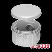 Распределительная коробка d= 80 мм, IB004 Plank PLK6404650