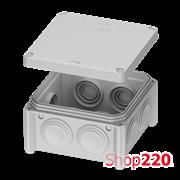 Распределительная коробка 85 х 85 х 40 мм, IB005 Plank PLK6505650